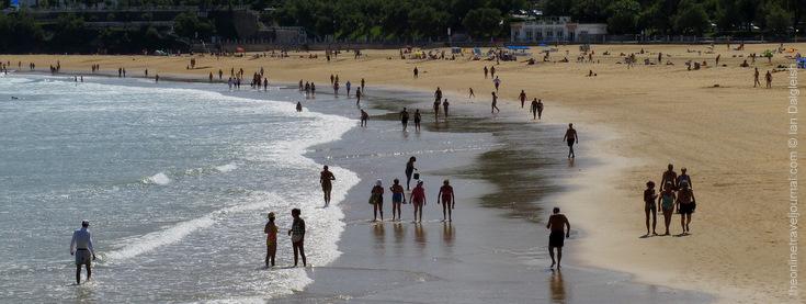 Beach, Santander, Spain
