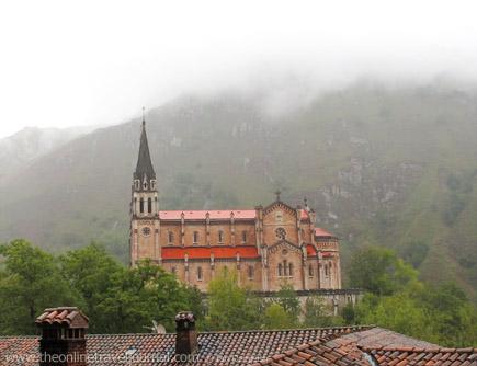 Basilca de Covadonga