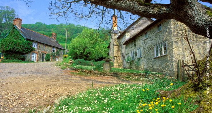 Branscombe, East Devon, England