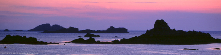 The Isles of Scilly one of Annabel J's favourite haunts
