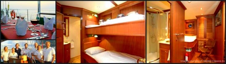 Kairos cabins & crew
