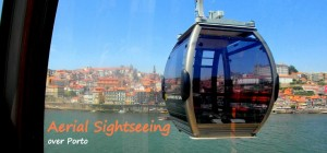 Aerial Sightseeing over Porto
