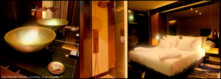 Teatro Hotel, Porto - Tribute Room