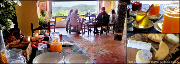 Quinta do Barranco da Estrada - Breakfast