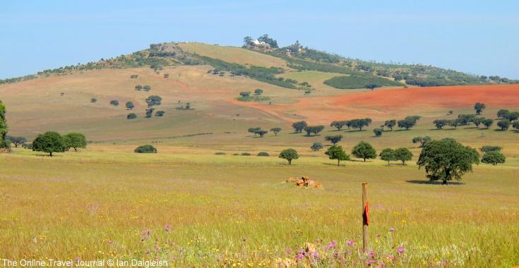 Alentejo landscape, Portugal