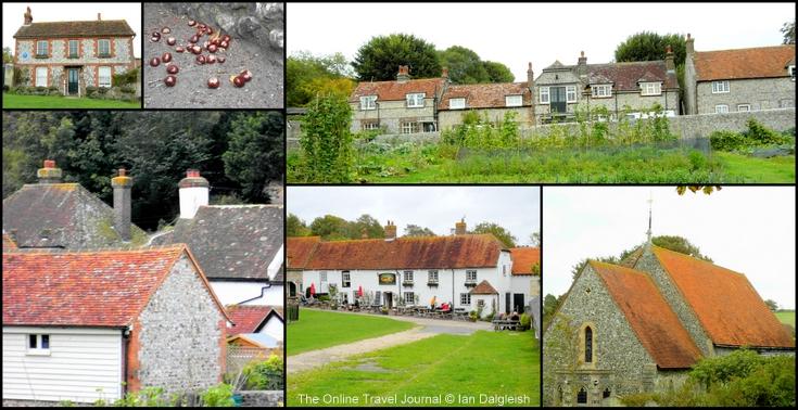 East Dean Village, East Sussex