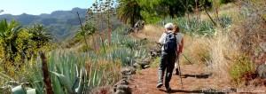 Walking on La Gomera