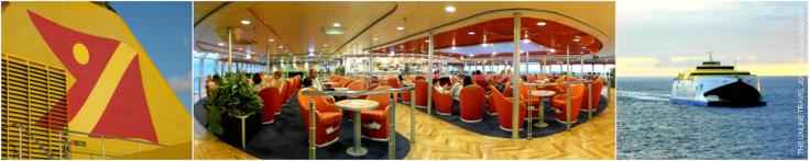 Fred Olsen ferry Benhijigua Express