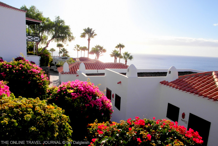 Hotel jardin tecina the online travel journal for Hotel tecina jardin la gomera