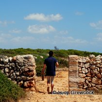 Walking the Cami de Cavalls, Menorca