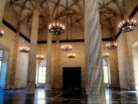 The Llotja de la Seda - Silk Exchange - Lonja de la Seda - Valencia - Spain