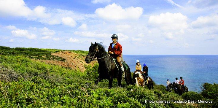 Horses Cami de Cavalls, Menorca