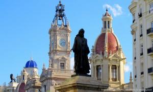 Post Office Valencia Spain