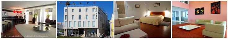 Hotel Faro Collage