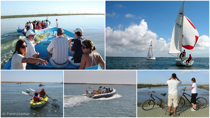 Activities in the Ria Formosa_Portugal