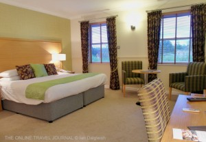 Bedroom Dower House Hotel