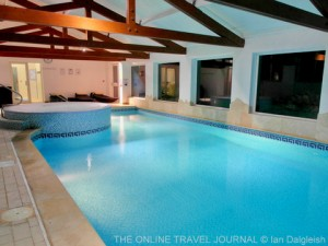 Spa Pool Dower House Hotel