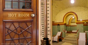 Hot Room Turkish Baths Harrogate