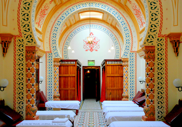 Relaxation_Room Turkish Baths Harrogate