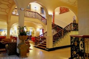 Foyer, Midland Hotel, Bradford