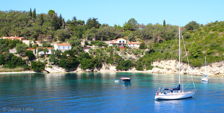 Paxos Retreat _Greece © Jacob Little