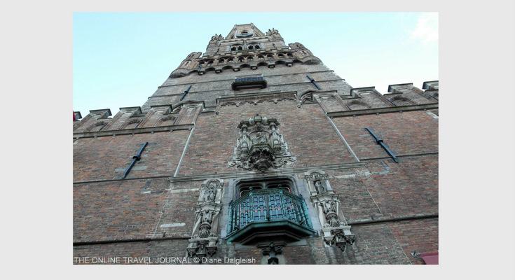 Belfry in Bruges