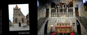 Jerusalemkerk - Jerusalem Chapel - in Bruges