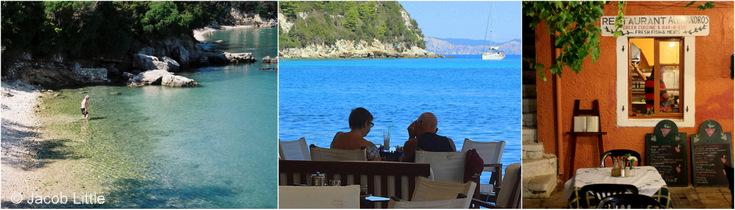 Lakka_Paxos, Ionian Islands Greece