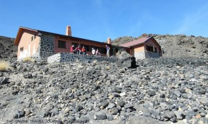 Altavista Refuge on Mount Teide_Tenerife