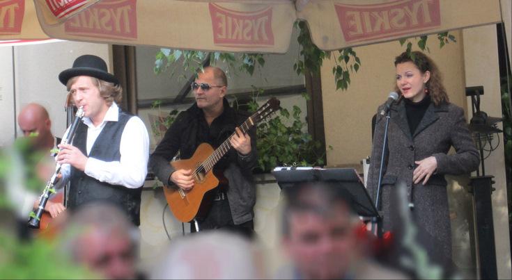Klizma Singers, Krakow, Poland