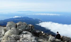 On Summit of Teide_Tenerife