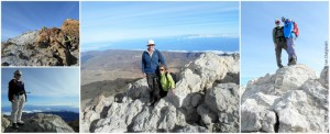On summit of Mount Teide_Tenerife