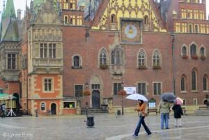 Rynek, Wroclaw Poland