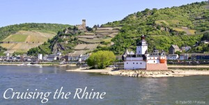 Castle Pfalzgrafenstein near Kaub_River Rhine © Peter38 / Fotolia