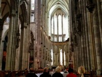 RhineCruseHC_Cologne Cathedral © Heather Cowper
