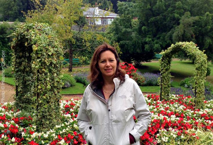 In Candie Gardens, Guernsey