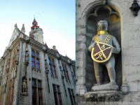 Burgher's Lodge & Little Bear of Bruges