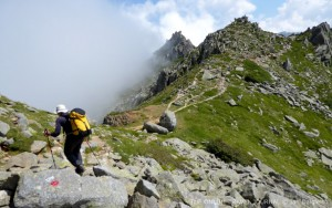 Hiking the GR20