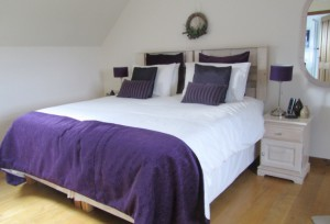 Bedroom in B&B Dalcomera, Gairlochy